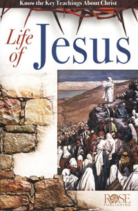 Pamphlet: Life of Jesus