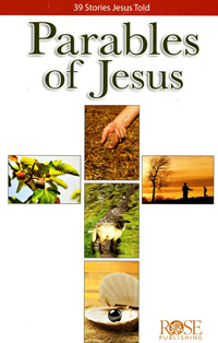 Pamphlet: Parables of Jesus