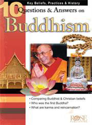 Pamphlet: 10 Questions & Answers on Buddhism