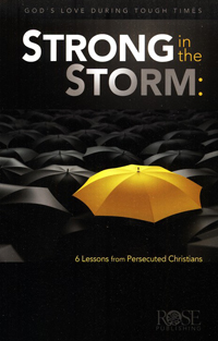 Pamphlet: Strong In The Storm