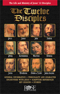 Pamphlet: Twelve Disciples, The