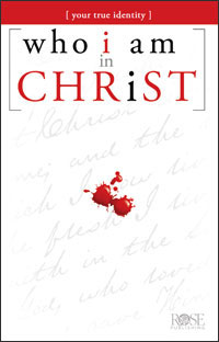 Pamphlet: Who I Am In Christ