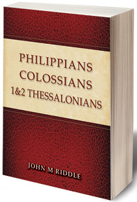 Philippians Colossians 1 & 2 Thessalonians