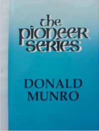 Pioneer Series Donald Munro