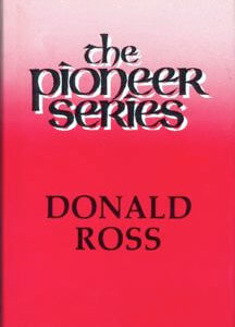 Pioneer Series Donald Ross