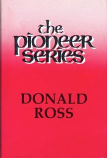 Pioneer Series Donald Ross