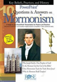 PowerPoint: 10 Questions & Answers for Mormonism