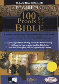 PowerPoint: 100 Proofs for the Bible