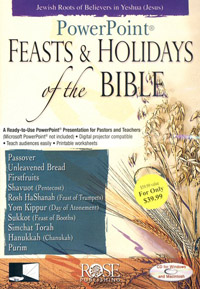 PowerPoint: Feasts & Holidays