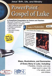 PowerPoint: Gospel of Luke, The