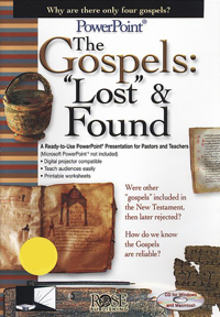 PowerPoint: The Gospels Lost & Found