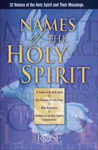 PowerPoint: Names of the Holy Spirit