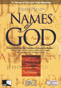 PowerPoint: Names of God, The