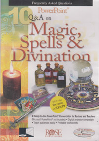 PowerPoint: 10 Questions & Answers on Magic & Divination