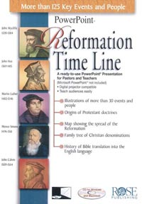 PowerPoint: Reformation Time Line