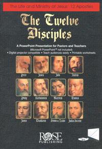 PowerPoint: Twelve Disciples, The
