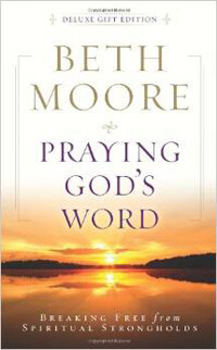 Praying Gods Word (Revised) (Deluxe Gift Edition Boxed)