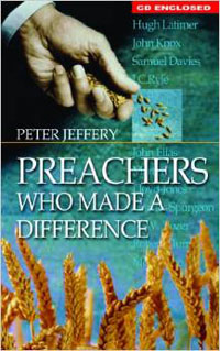 Preachers Who Made a Difference (w/CD)