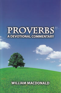 Proverbs A Devotional Commentary PB