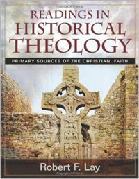 Readings In Historical Theology (includes CD)