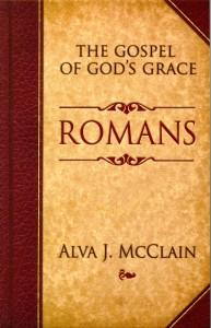 Romans Gospel of Gods Grace