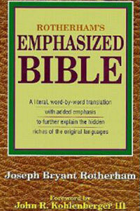 Rotherhams Emphasized Bible HC