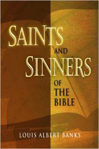 Saints and Sinners of the Bible HC
