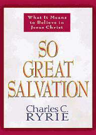 So Great Salvation O/P