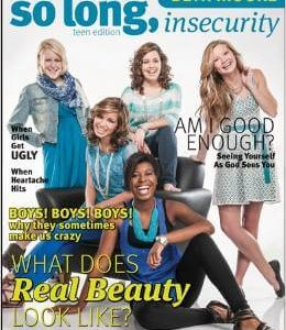So Long Insecurity Teen Edition