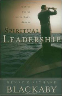 Spiritual Leadership Moving People Gods Agenda
