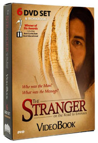 Stranger on the Road to Emmaus - VideoBook DVD Set