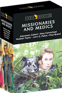 Trailblazer Missionaries & Medics Box Set #2