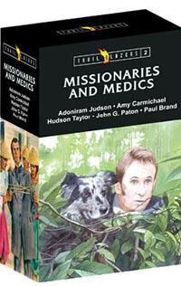 Trailblazer Missionaries & Medics Box Set #2