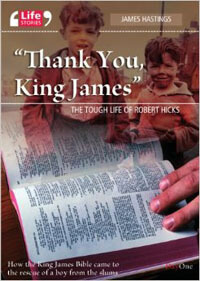 Thank You King James (Robert Hicks)