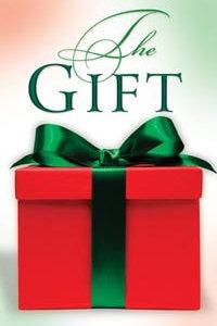 Tract: Gift The   (Christmas)  Pkg-25)