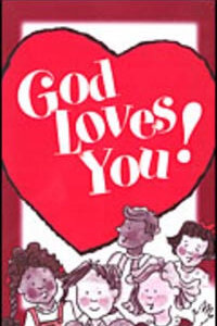 Tract: God Loves You (children's tract)