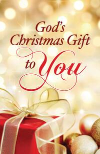 Tract: Gods Christmas Gift To You (ESV) Christmas