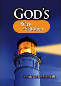 Gods Way of Salvation (Color) Booklet