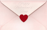 Tract: Happy Valentines Day  KJV (pkg 25)