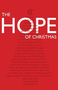 Tract: Hope Of Christmas (ESV) Christmas