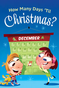Tract: How Many Days Til Christmas? ESV
