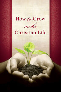 Tract: How To Grow In The Christian Life KJV