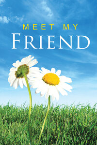 Tract: Meet My Friend (KJV)