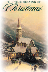 Tract: True Meaning of Christmas KJV