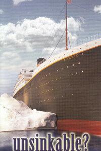 Tract: Unsinkable Titanic (50 pkg)