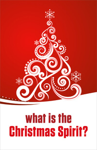 Tract: What Is The Christmas Spirit? (ESV)