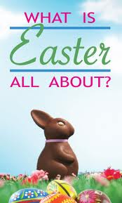 Tract: What Is Easter All About?  PKG 20