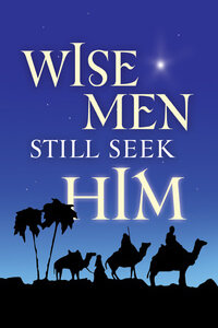 Tract: Wise Men Still Seek Him (KJV) Christmas