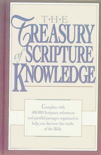 Treasury of Scripture Knowledge, The