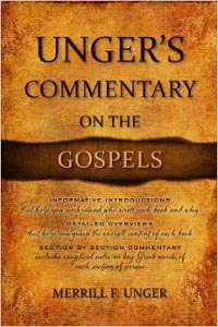 Ungers Commentary on the Gospels